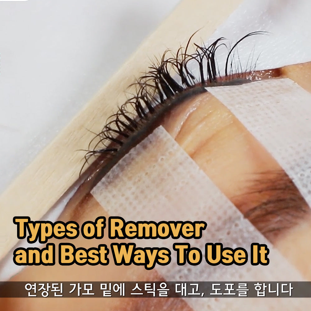 Free eyelash extension training cources by Mybeautyeyes Step 8