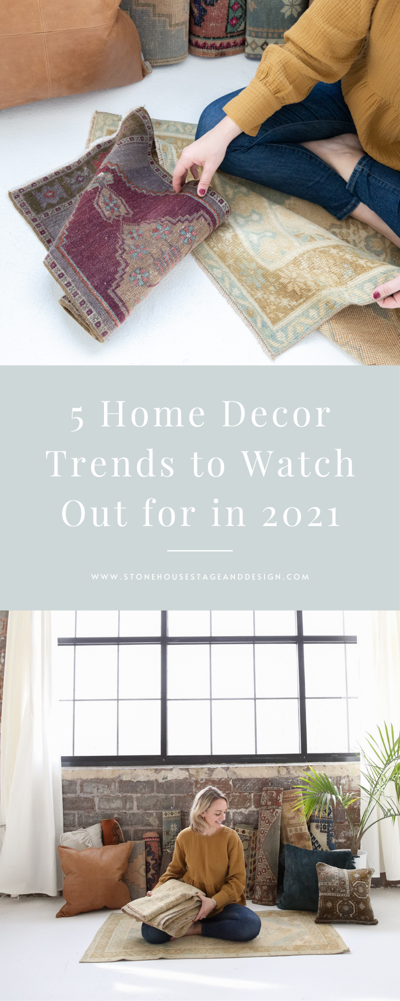 Home Decor Trends to Watch Out for in 2021
