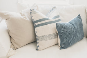 Lacy Pillow - Letty Blu