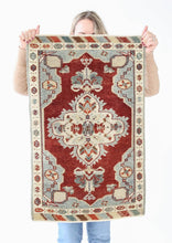 Load image into Gallery viewer, Francesca Vintage Rug - Letty Blu
