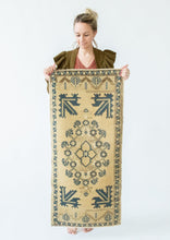 Load image into Gallery viewer, Joanna Vintage Rug - Letty Blu