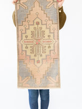 Load image into Gallery viewer, Nemi Vintage Rug - Letty Blu