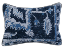 Load image into Gallery viewer, Brigette Pillow - Letty Blu