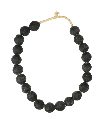 Handmade Black Beads - Letty Blu