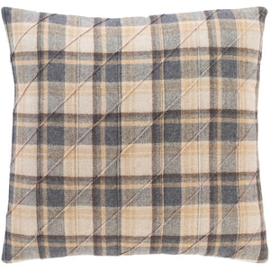 Bridget Pillow Cover - Letty Blu