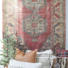 Load image into Gallery viewer, Vanessa Vintage Rug - Letty Blu