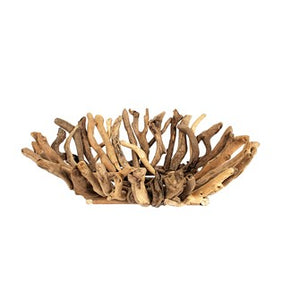 Driftwood Bowl - Letty Blu