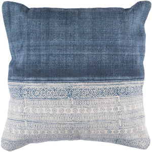 Hanna Pillow Cover - Letty Blu