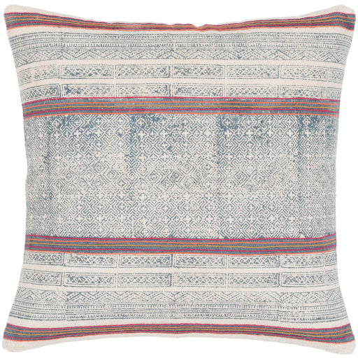 Riviera Pillow Cover - Letty Blu