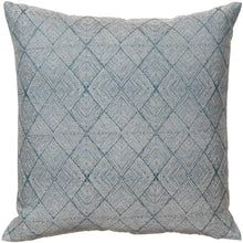 Load image into Gallery viewer, Katherine Pillow Cover - Letty Blu