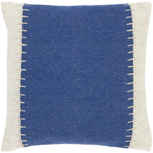 Load image into Gallery viewer, Mary Pillow Cover - Letty Blu