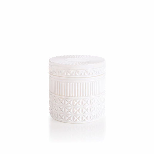 Glitz Faceted Candle - Letty Blu