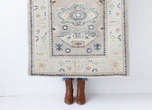 Load image into Gallery viewer, Jade Authentic Turkish Oushak Rug