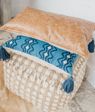 Load image into Gallery viewer, Letty Pillow - Letty Blu