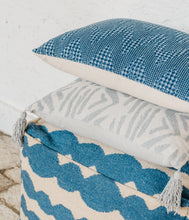 Load image into Gallery viewer, Lacy Pillow - Letty Blu