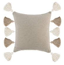 Load image into Gallery viewer, Sandpiper Pillow - Letty Blu