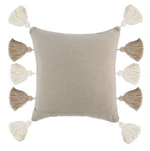 Sandpiper Pillow - Letty Blu