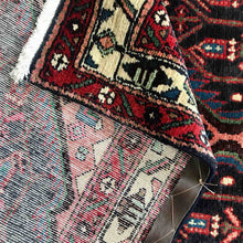 Load image into Gallery viewer, Victoria Vintage Runner Rug - Letty Blu