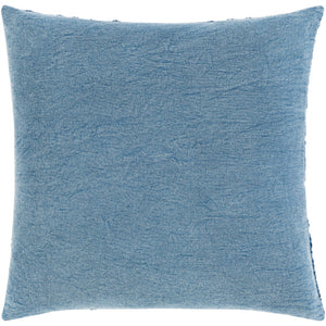 Betty Pillow Cover - Letty Blu