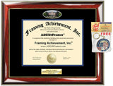 Diploma Frame Gonzaga University Graduation Gift Idea Engraved Picture Frames Engraving Degree Plaque Personalized Certificate Holder Graduate Him Her Nursing Business Engineering Education