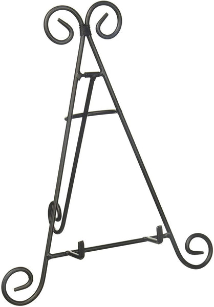 "Home Decor 6555-02 12"" Decorative Easel, Black"
