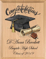 Broad Bay Personalized Graduation Gift Unique Gifts for High School Graduation or College & University