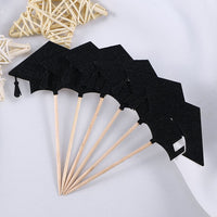 4M Black Gold Silver Star Paper Banner Graduation 2020 Party Decoration Gift Photo Booth Props Class Of 2020 Photobooth Supplies