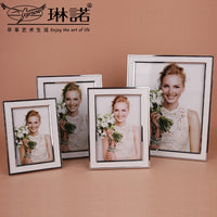 Makes Model Pictures Frame Table Korean Wedding Photo Frame Gift Graduation Opening Celebration Combination Crame Home Decor
