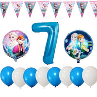3D DIY Disney Frozen Puzzle Jigsaw Baby toy Kids Birthday Party Supplies Gift For Children Castle Puzzle