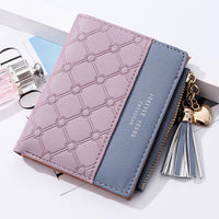 Wedding Gifts for Guests Cute Fashion Leather Coin Purse Wallet Bag Baby Souvenirs Bridesmaid Gift Party Favors Present Supplies