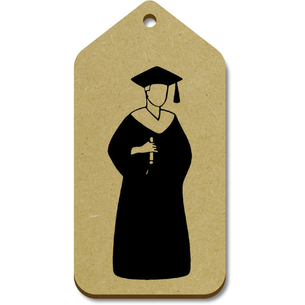 'Graduating Person' Gift / Luggage Tags (Pack of 10) (TG024499)