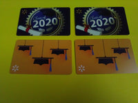 Collectible Gift Cards Mint no value on cards graduation 2020 Walmart