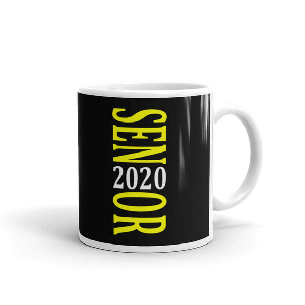 Senior 2020 Graduation Surprise Coffee Tea Ceramic Mug Office Work Cup Gift