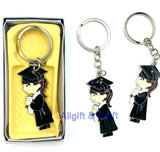 12 Graduation Keychain Favors Gifts Key Chain Class of 2020 Graduacion Recuerdos