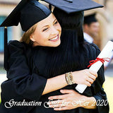 DESIMTION Graduation Gifts for Her Class of 2020 Leather (Class of 2020)