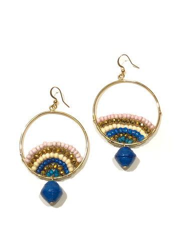 Alysat Earrings