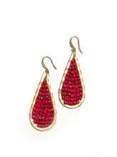 Load image into Gallery viewer, Teardrop Earrings, Small