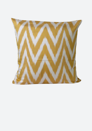 Small Cushion Cover in Yellow