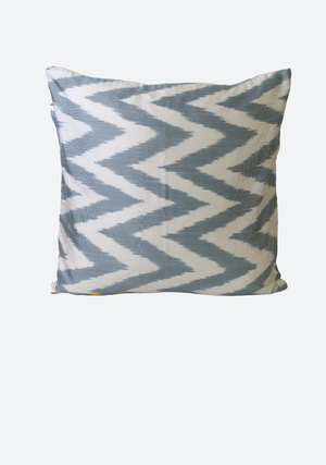 Small Cushion Cover in Ice Blue