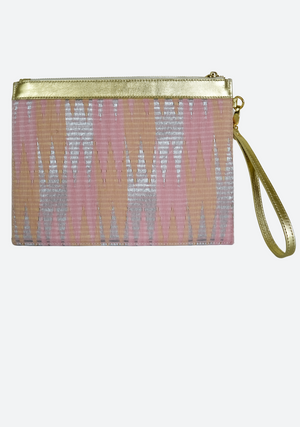 Travel Pouch in Pink