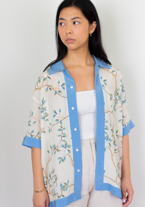 Bloom Joseph Silk Shirt