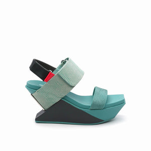DELTA WEDGE SANDAL ICE FIRE