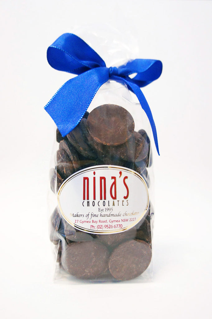 Dark Chocolate Buttons 200g