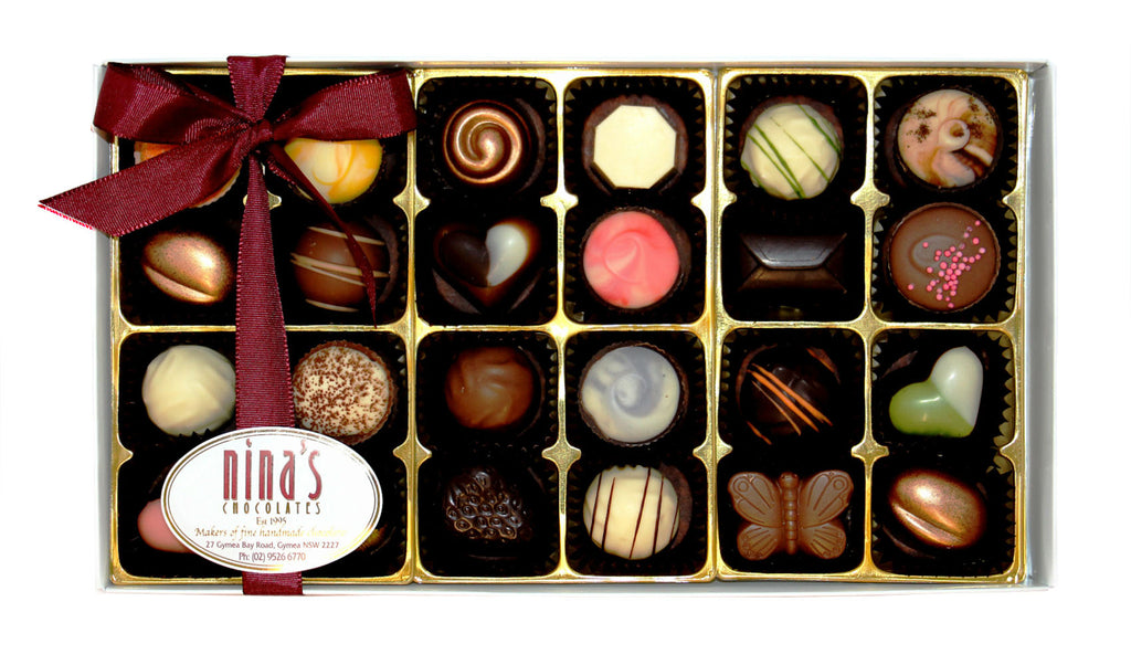 24pc Mixed Chocolate Box 300g