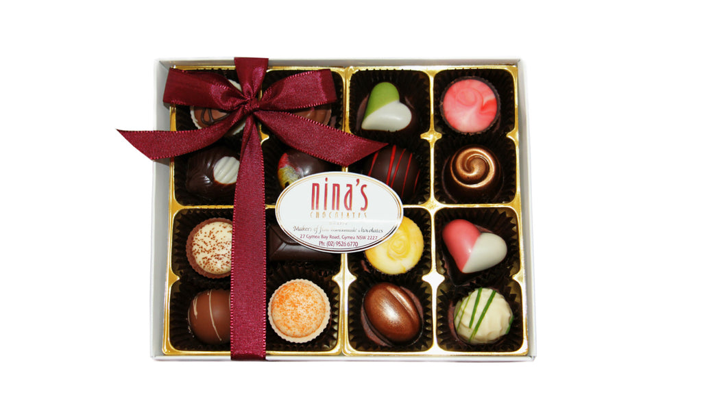 16pc Mixed Chocolate Box 200g