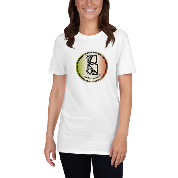 Bealtaine Circle Logo Short-Sleeve Unisex T-Shirt