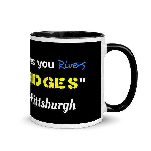 Life Gives You Rivers Mug