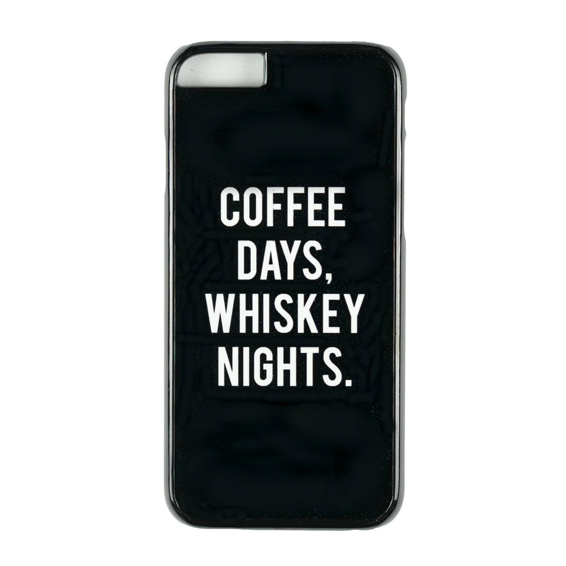 Coffee Days, Whiskey Nights Case