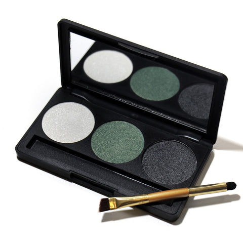 Satin Mineral Eyeshadow Set