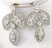 Rhinestone & Crystal Earrings